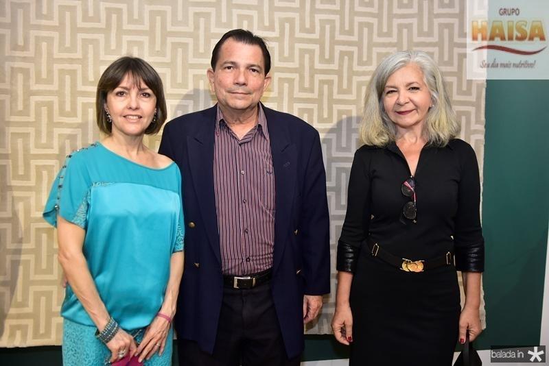 Circe Jane, Fernando Castro Alves e Maria Alves