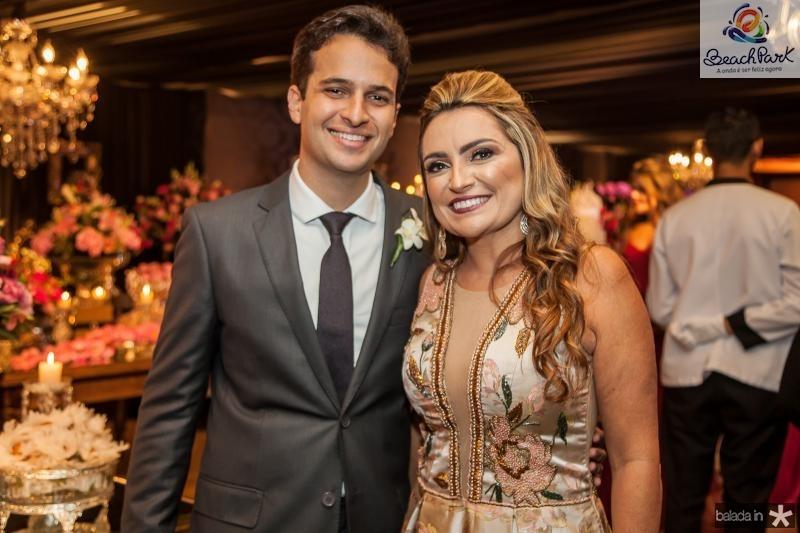 Mauro e Valeria Feitosa