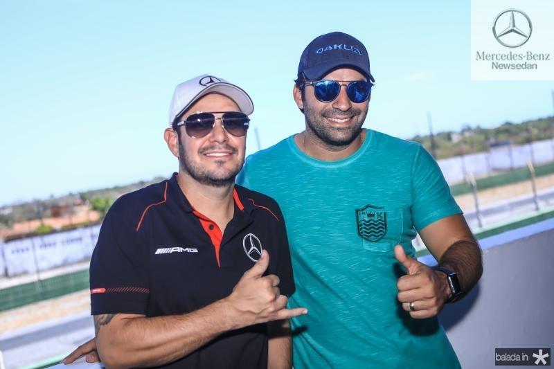 Adriano Rabelo e Renato Angelim
