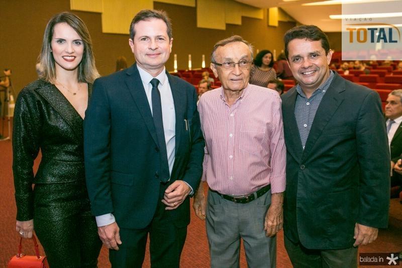 Carla Mattos, Marcos Andre Borges, Jackson e Germano Albuquerque