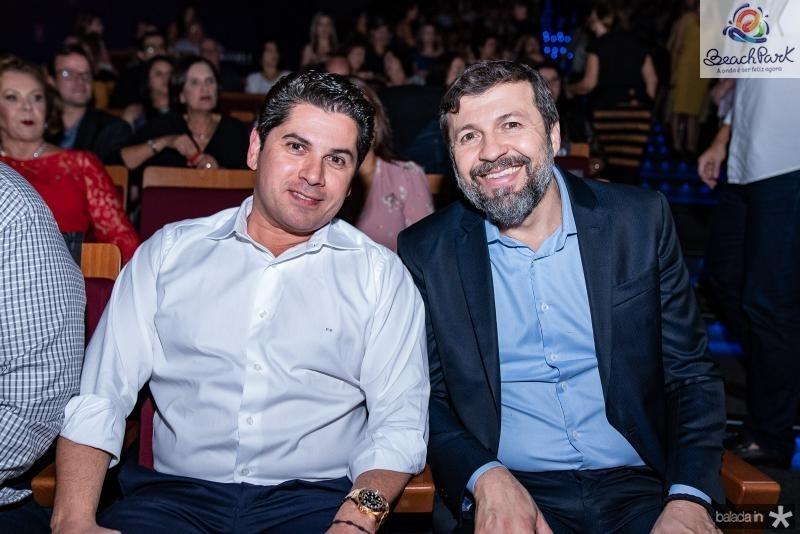 Pompeu Vasconcelos e Elcio Batista
