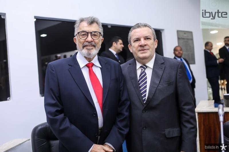 Eldoro Santana e Jaime Cavalcante