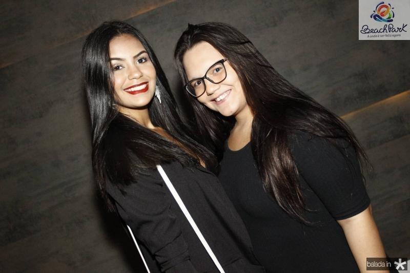 Gabriela Albuquerque e Beatriz Gondim