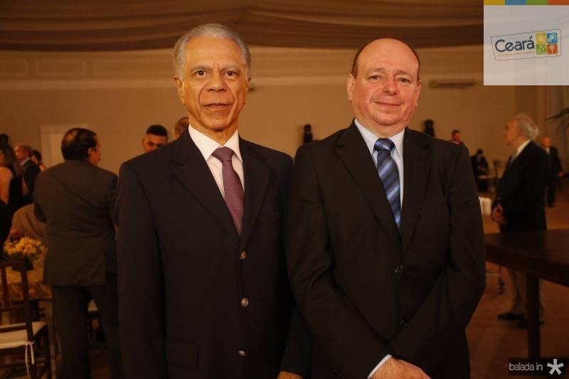 Sergio Melo e Darlan Moreira