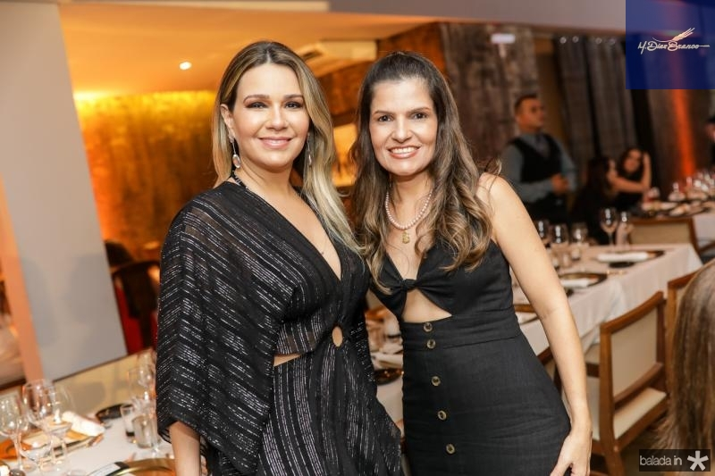 Jeritza Gurgel e Ana Cintia Benevides