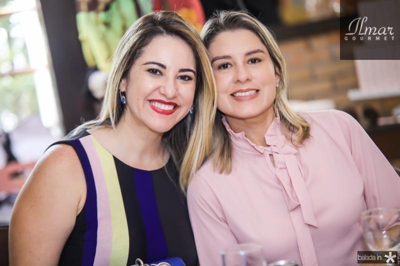 Renata Oliveira e Jessica Rocha