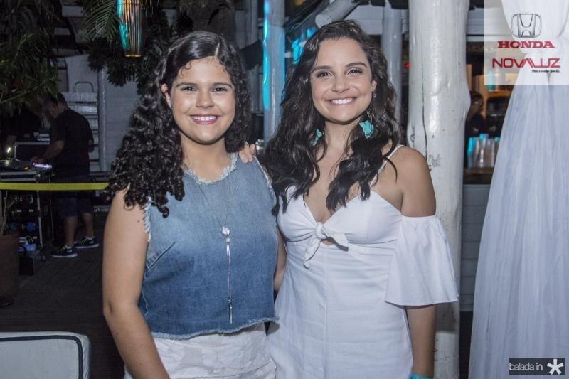 Giovanna e Thayna Araujo