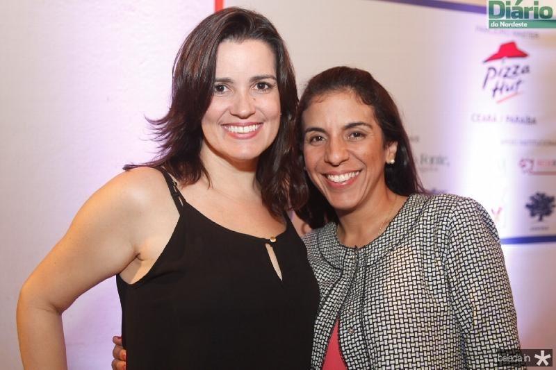 Ana Carolina Silveira e Andréa Sales