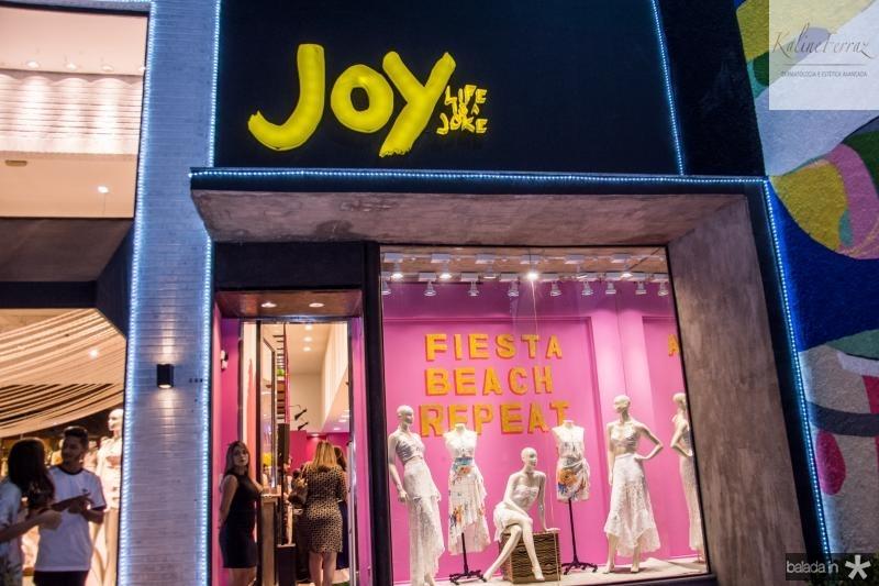 Inauguracao da Loja Adoro Joy (
