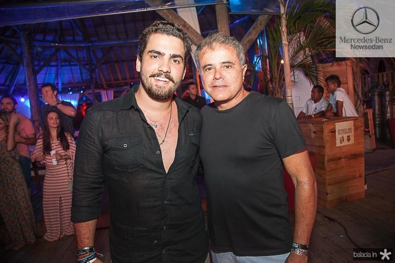 Vicente de Castro e Ivan Bezerra