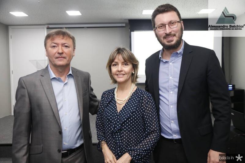 Mauricio Filizola, Circe Jane e Rodrigo Leite 1