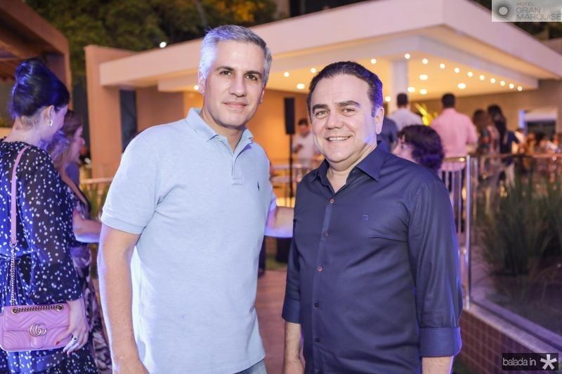 Adolfo Bichucher e Fernando Linhares