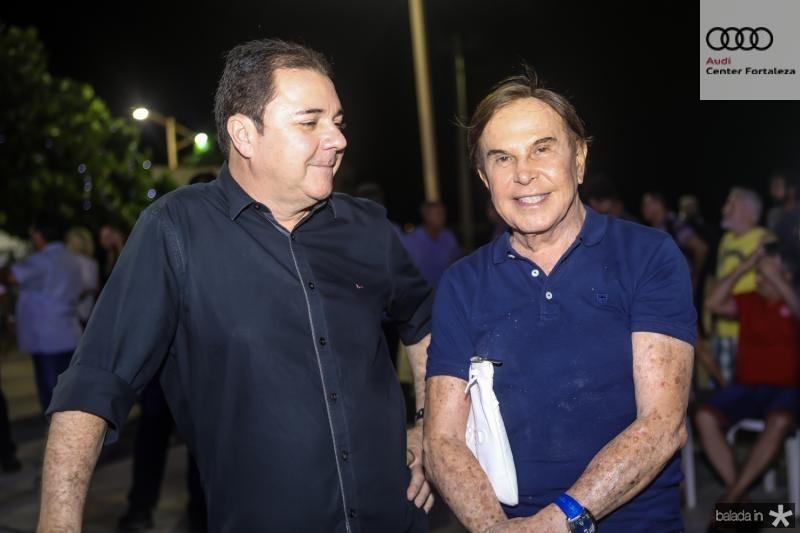 Elizeu Barros e Lazaro Medeiros