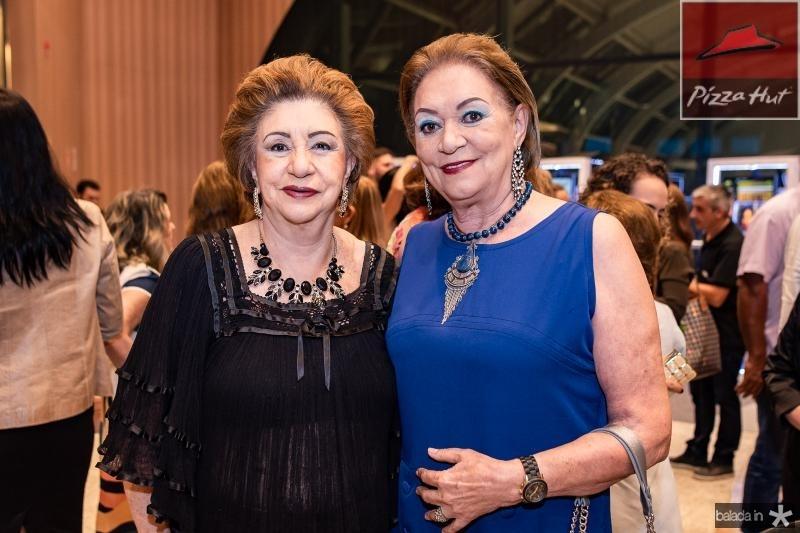 Maria Jose e Lenilza Campos