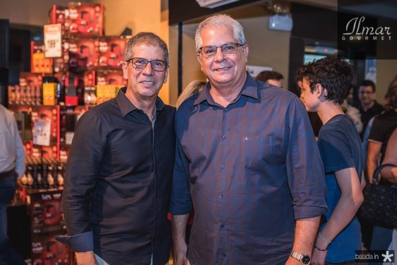 Severino e Fernando Ramalho