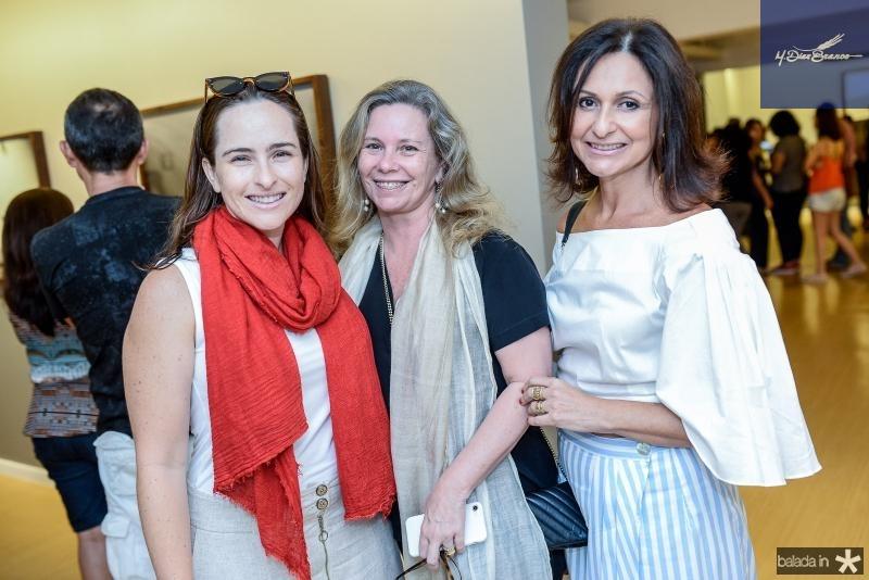 Bia Fiuza, Beatriz Perlingeiro e Ana Cristina Mendes