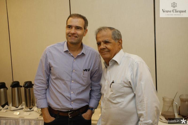 Luiz Eduardo Figueiredo e Maninho Brigido