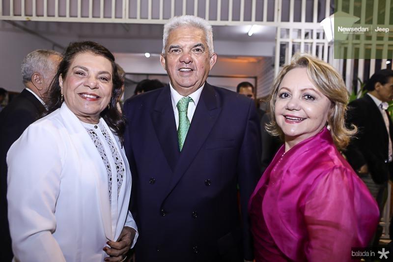 Bernardeth Bezerra, Tales Sa Cavalcante e Lurdinha Leite Barbosa