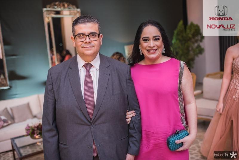 Ademar e Paula Bezerra