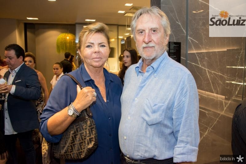 Katia e Mario Ferrari