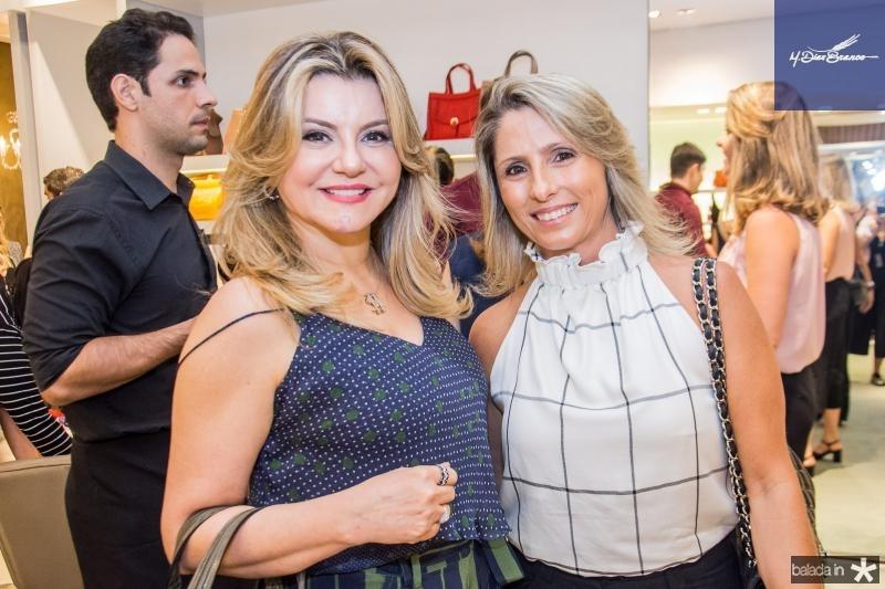 Silvana Guimaraes e Katiane Valenca