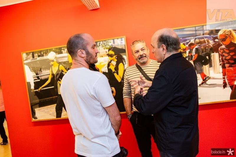 Claudio Silveira e Silvio Frota
