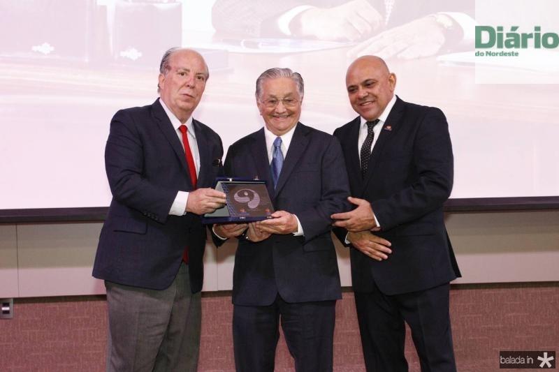 Claudio Conz, Francisco Lavanery e Carlito Lira