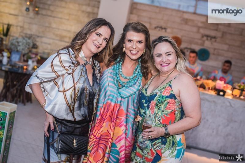 Adriana Bezerra, Alexandra Pinto e Fabiana Benevides