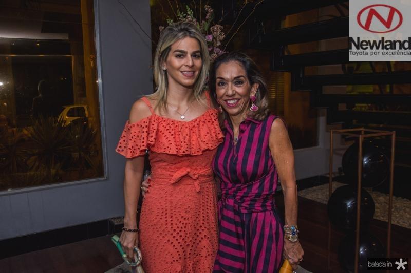 Amanda e Marcia Tavora