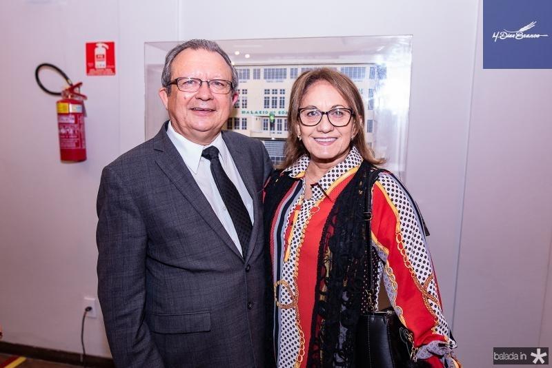 Jose Damaceno e Elda Damaceno