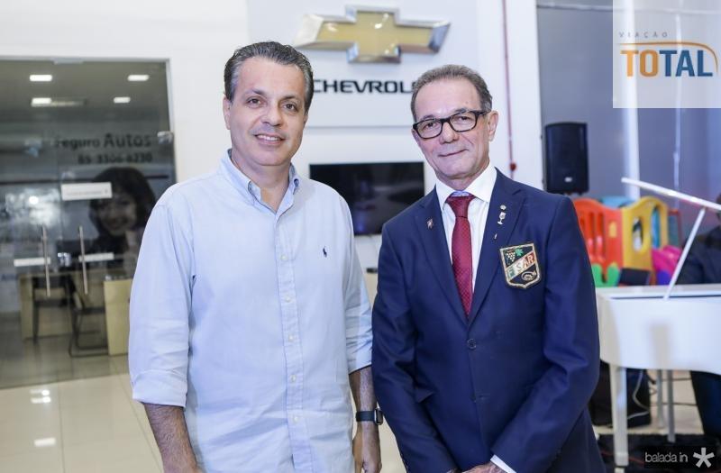 Leo Dallolio e Marco Ferrari