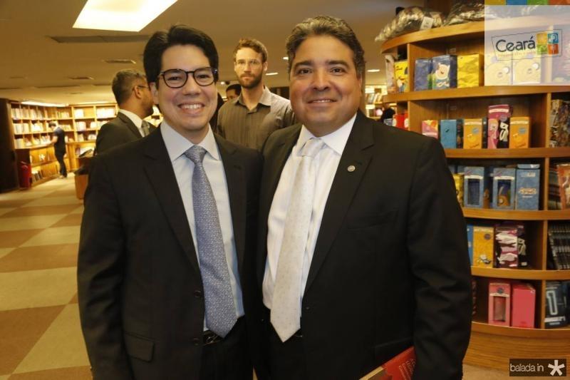 Andrei Aguiar e Leandro Vasquez