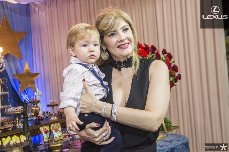 Raphael Filho e Angela Bonorandi