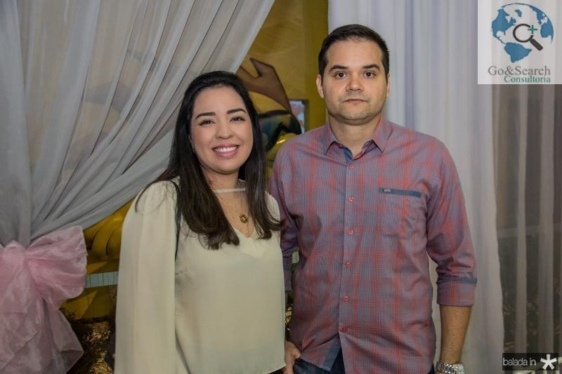 Yeska e Augusto Martins