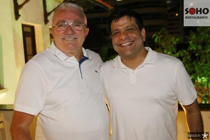 Alcimor Rocha e Duda Soares
