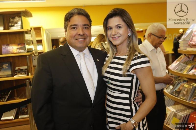 Leandro e Aline Vasquez