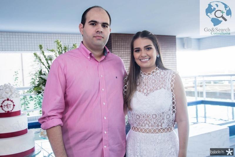 Jorio e Manuela Câmara