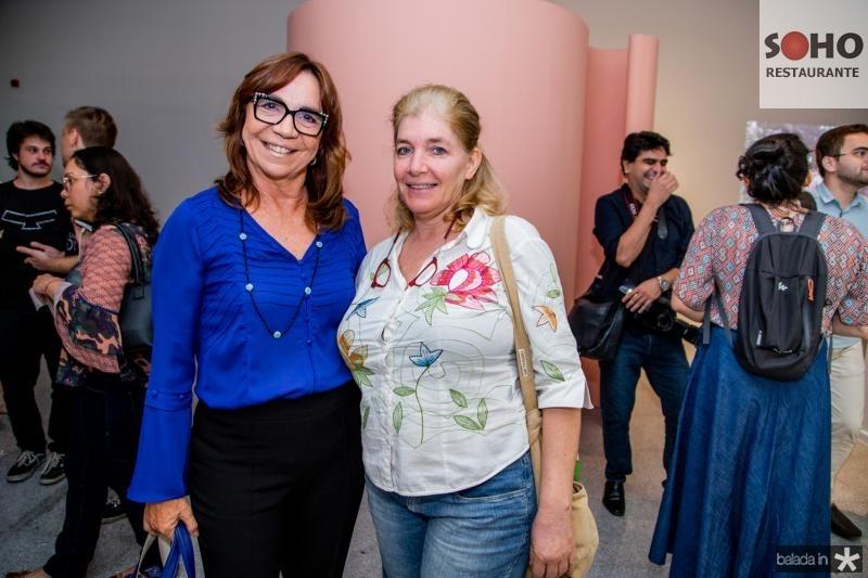 Lúcia Wolff e Simone Lafer