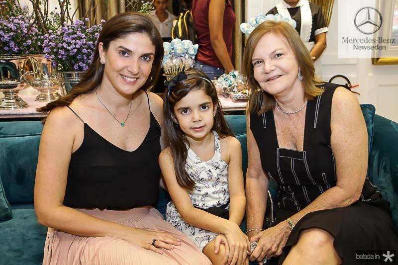 Sidia, Isabella e Vera Bizarria
