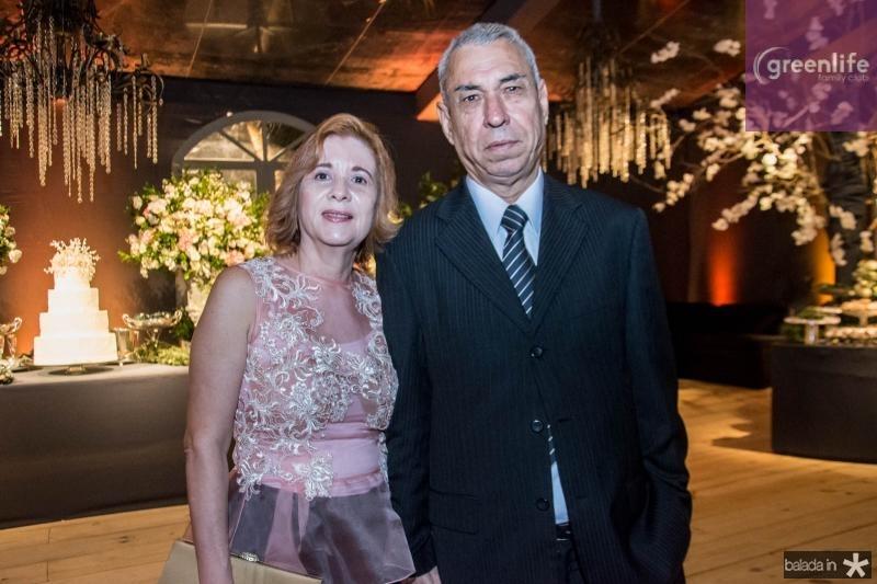 Sandra e Antonio Pontes