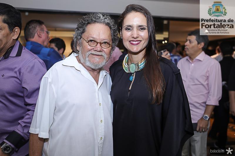 Jose Tarcisio e Manuela Bacelar