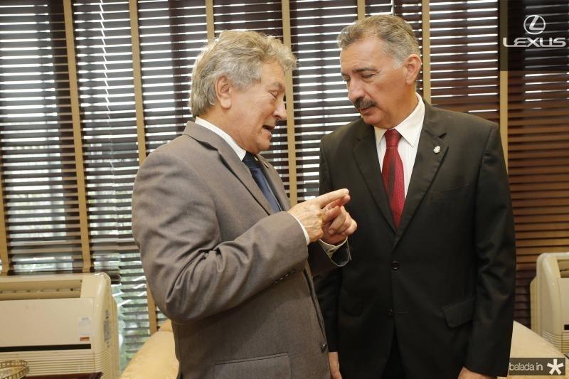 Euvaldo Breingel e Artur Bruno