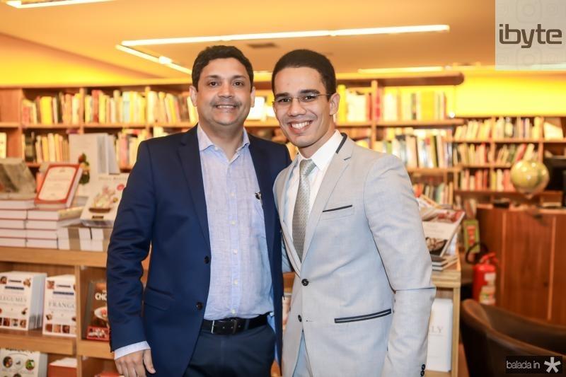 Bruno Queiroz e Paulo Ponte