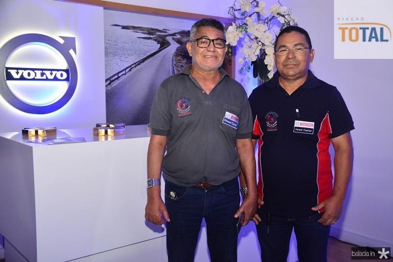 Francisco Feitosa e Carlos Maciel