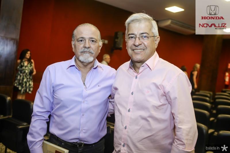 Reginaldo Vasconcelos e PC Noroes