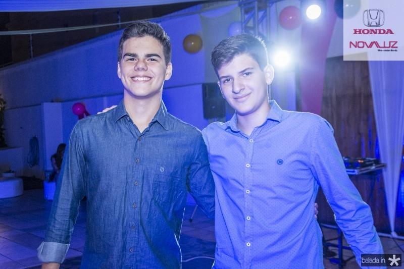 Eduardo Azevedo e Daniel Monte