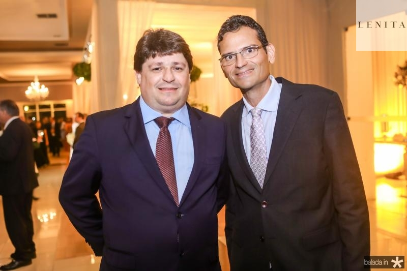 George Lima e Adriano Matos
