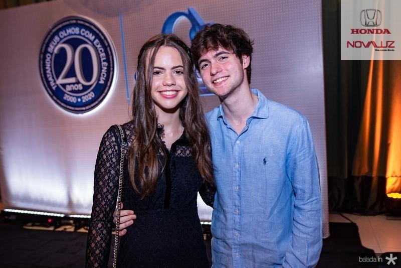 Lina e Andre Machado