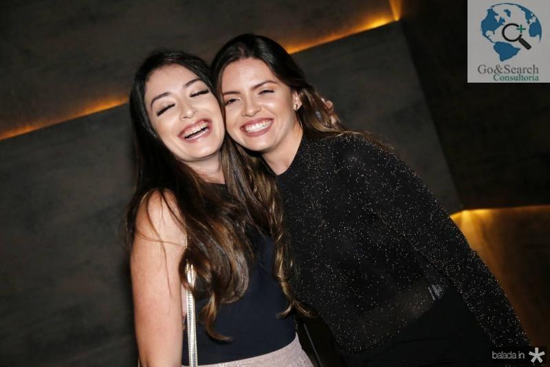 Luana Falcao e Tamires Guerreiro 1