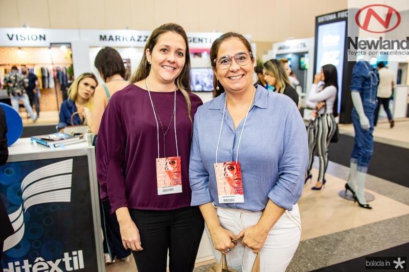 Raquel Vasconcelos e Ana Xavier